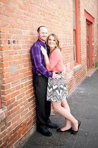 Becca Estrada Photography - Matt and Gretchen Engagement in Old Towne Orange-9