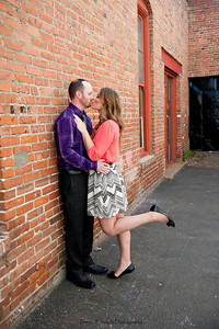 Becca Estrada Photography - Matt and Gretchen Engagement in Old Towne Orange-13