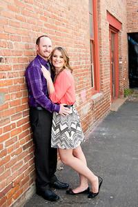 Becca Estrada Photography - Matt and Gretchen Engagement in Old Towne Orange-10