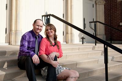 Becca Estrada Photography - Matt and Gretchen Engagement in Old Towne Orange-41