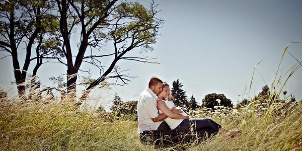 Matt and Jenn Maternity