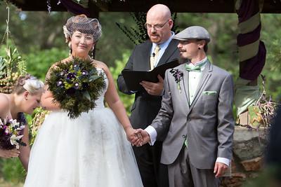 Matt and Jessica Wedding Ceremony