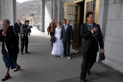 Matt and Maria's Wedding Pix