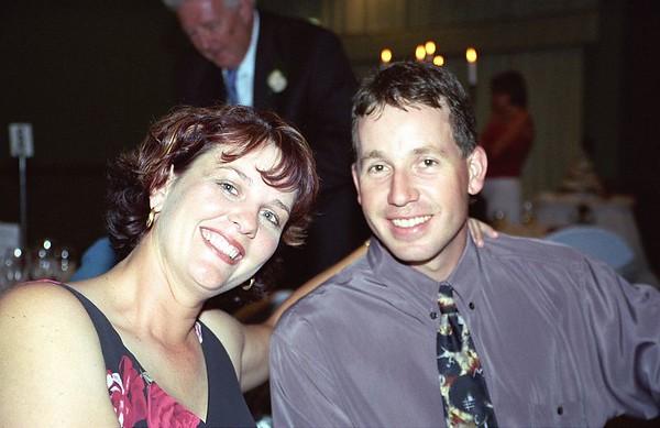 Belinda and Glen Moriarty