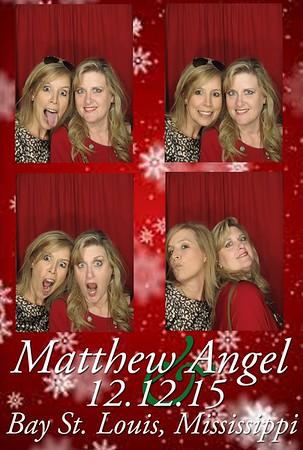 Matthew & Angel's Wedding