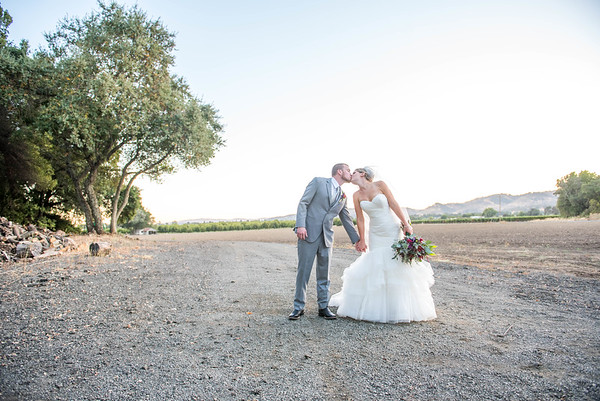 Max and Melissa Wedding