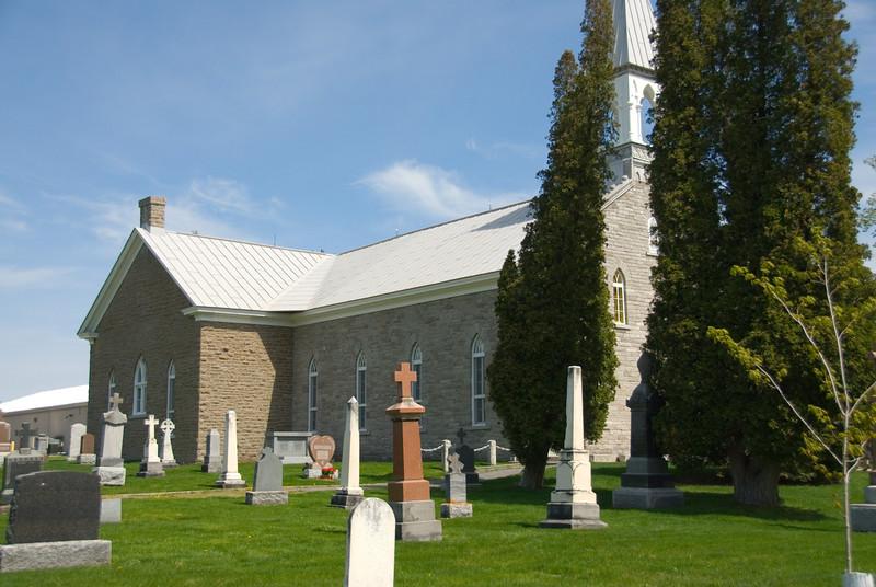 St. Patrick's Fallowfield Catholic Church, Ottawa, ON
