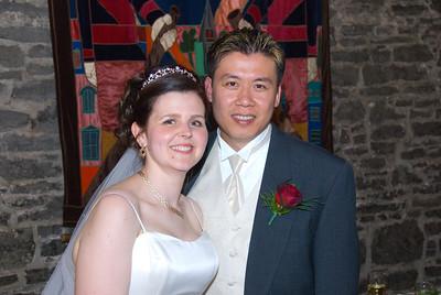 May 2007 - Jayson and Angela's Wedding