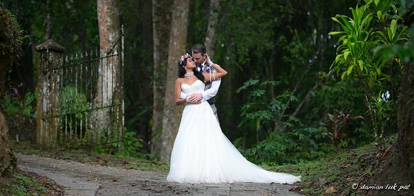 Maya & Philip Wedding