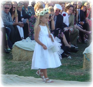 Maya and Brian's Wedding-Flora Flowergirl