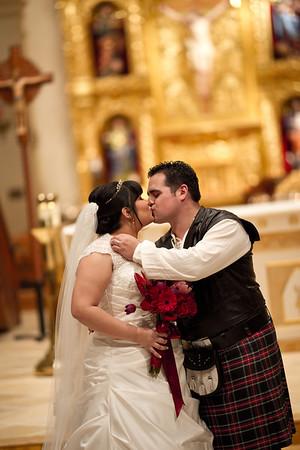 Mayra and Jonathan San Antonio Wedding 12/17/11M