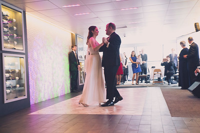Betsy and Wes: First Dance