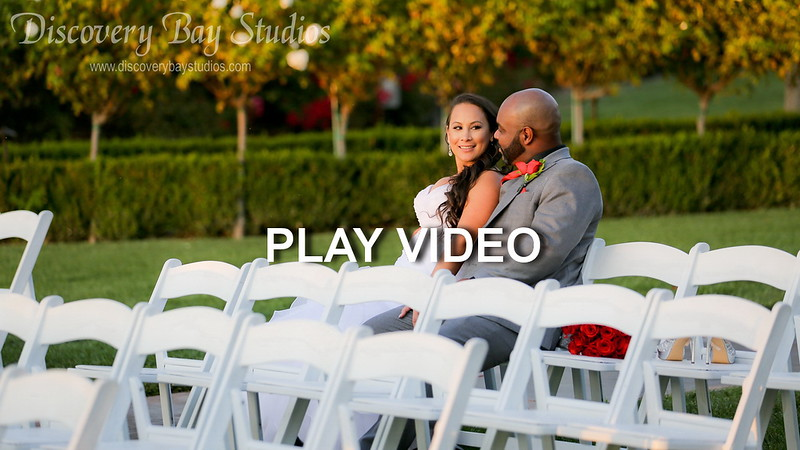 PLAY VIDEO - McCauley Estate Vineyards Wedding Erica & Keith