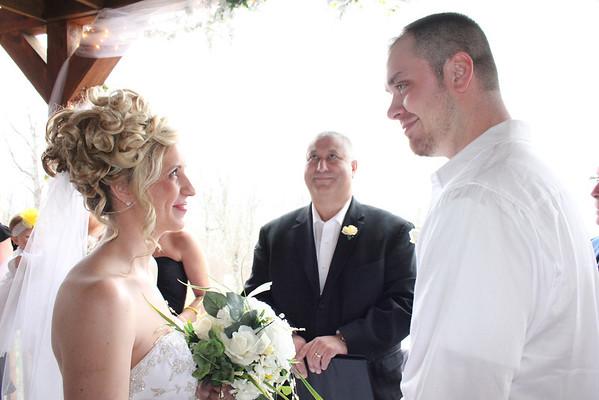 McCluskey Wedding