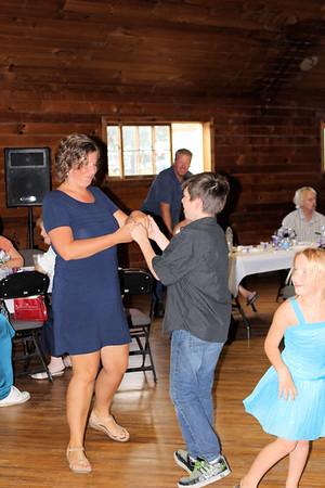 Now Lorinda & Trevor swing dancing