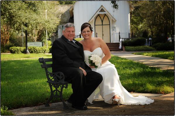 McEntire Wedding