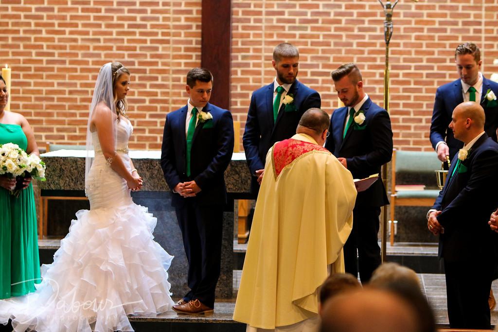 Ashley & Paul's Wedding Ceremony