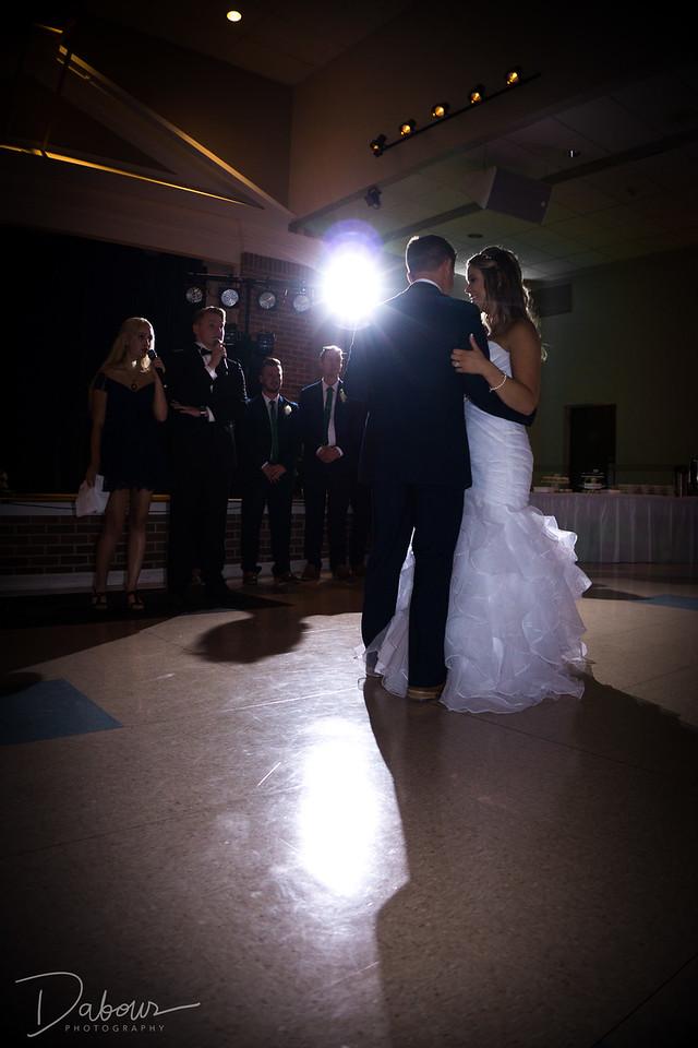Ashely & Paul's Wedding Reception