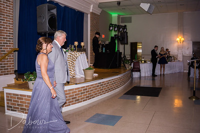 Ashely & Paul's Wedding Reception