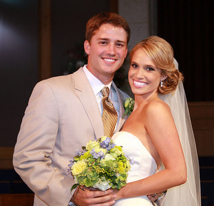 Mr. and Mrs. Matt McGuirk 10-4-09.