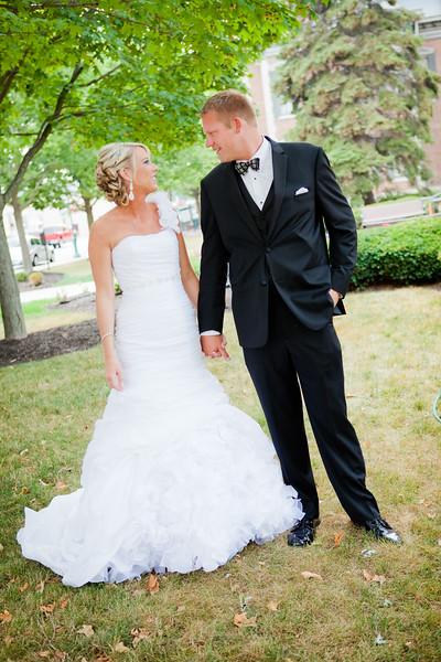 McLain - Knapke Wedding