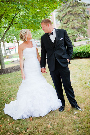 McLain - Knapke Wedding