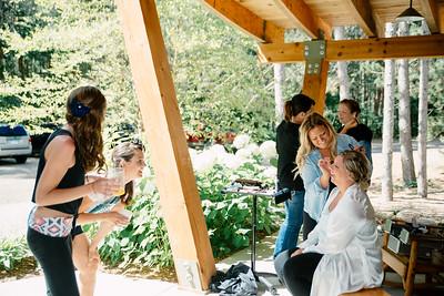 Northern Michigan Wedding Photographer Gaylord Sojourn Lakeside Resort
