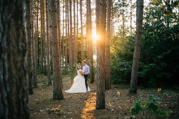 Meagan + Josh | Wedding | Sojourn Lakeside Resort, Gaylord