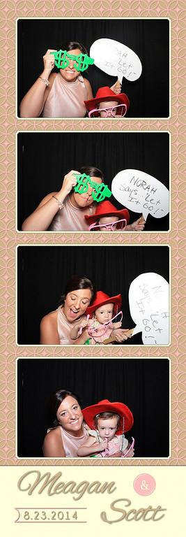 Meagan and Scott Lyons Wedding
