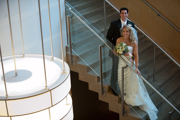 Megan + Adam. National Harbor Wedding.