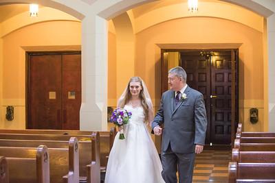 Megan and Christian Wedding at St. Joseph's Villa