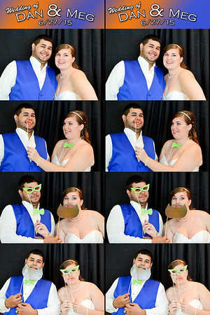 Megan & Daniel Photobooth
