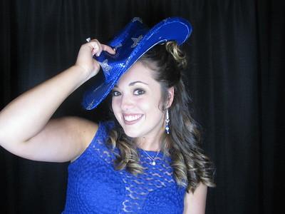 Megan Davis and Blake Bensch Wedding Reception and Ceremony 8/13/16