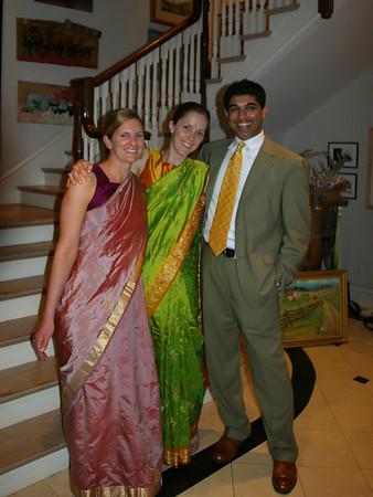 Megan & Ganesh's Wedding