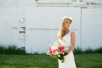 Megan & Marcus | Taylor Barn, Lawrence KS 2013
