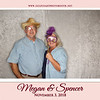 001 - Megan & Spencer 2018