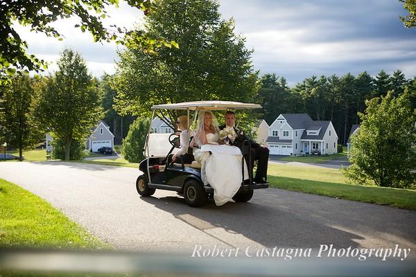 Indian Pond golf cart fun