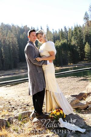 Megan and Corey