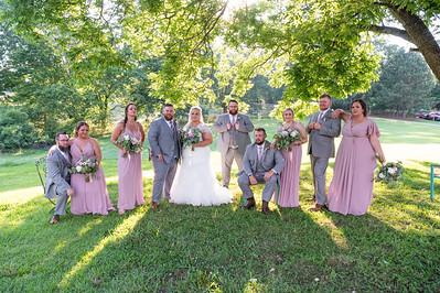 Megan and Josh Wedding Day-629
