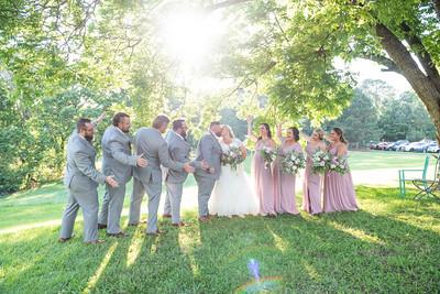 Megan and Josh Wedding Day-626