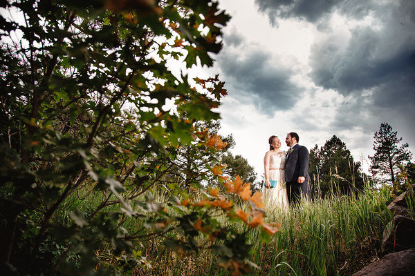 Megan and Mike | Flagstaff Arboretum