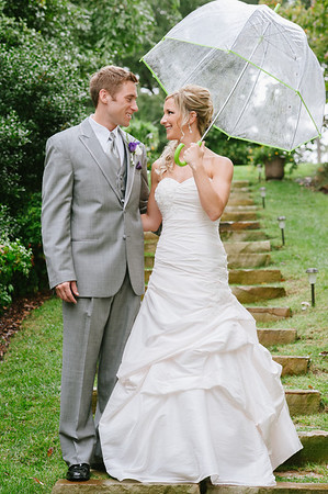 Megan and Phil Wedding