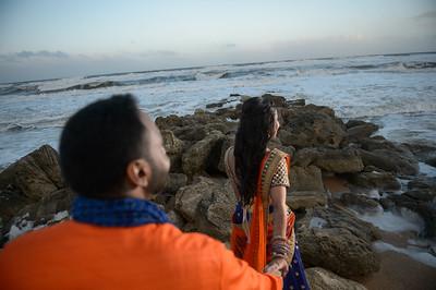 Megha and Pavan Wedding - Day 1