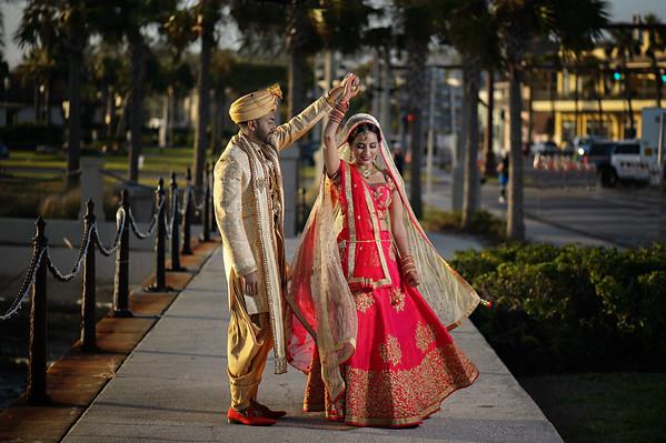 Megha and Pavan Wedding - Day 2