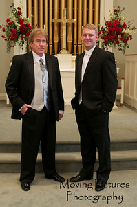 Groom and father-in-law to be