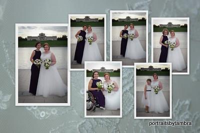 Meghan & Dan wedding originals