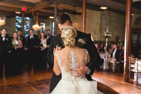Meghann + Tate Wedding