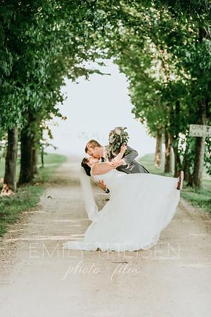 Mel + Mat // Wedding