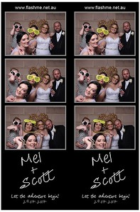 Mel & Scott's Wedding - 24 July 2017