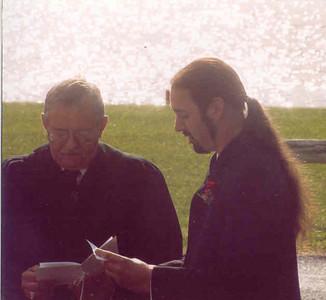 The Wedding Ceremony!!
